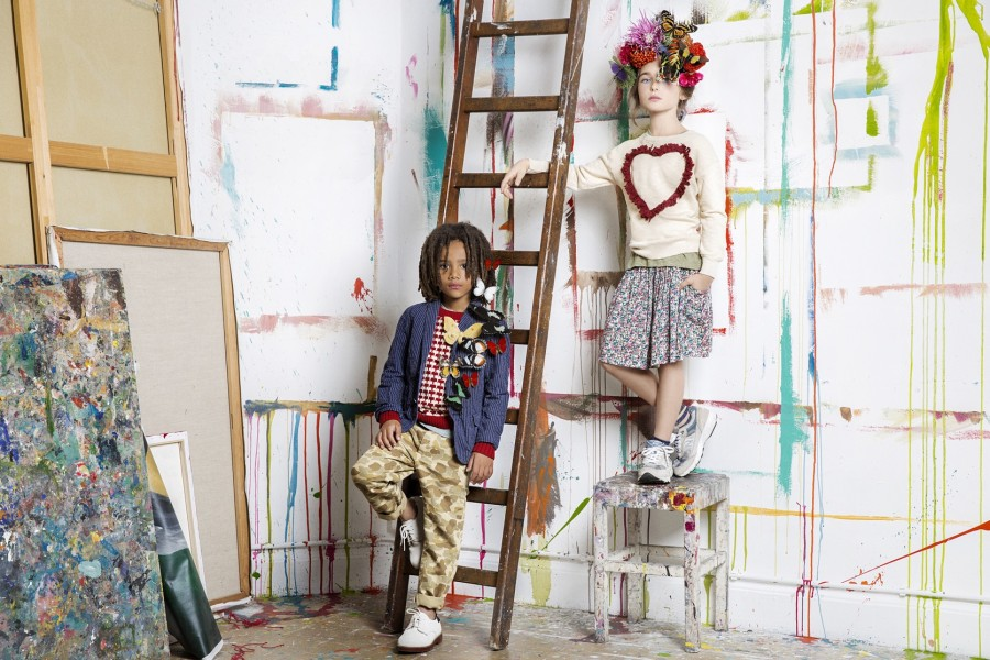 Bellerose's spring-summer 2015 collection